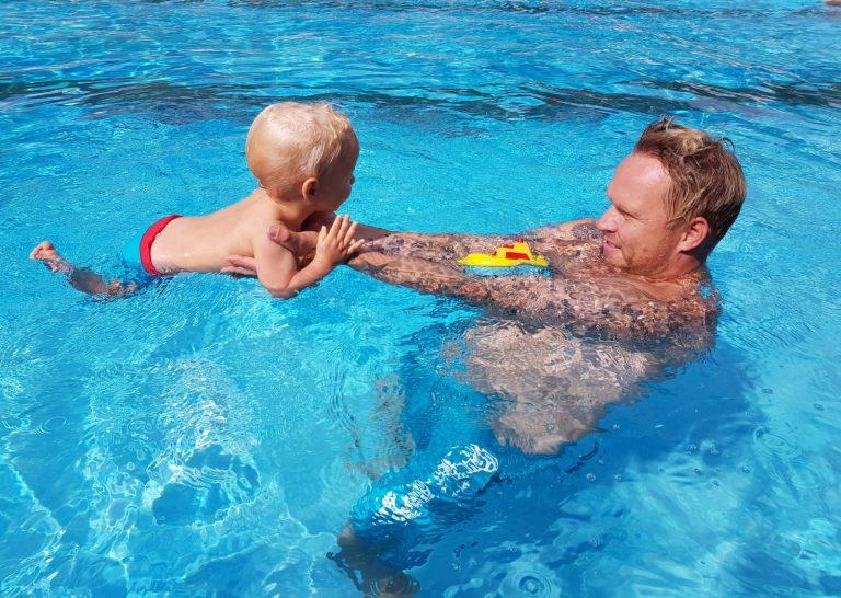 Babyschwimmen Schwimmschule Stephariella